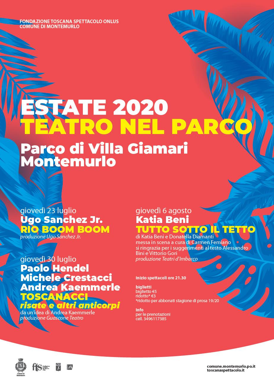 locandina FTS estate 2020
