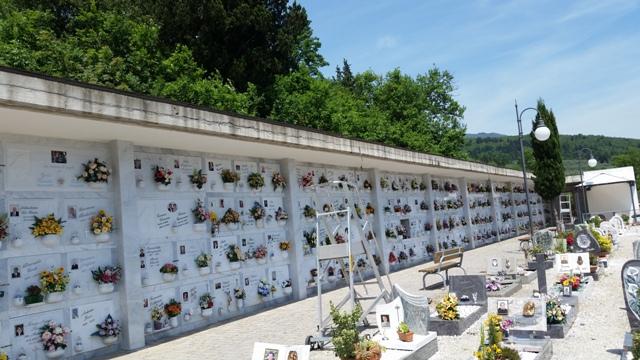 Cimitero Rocca