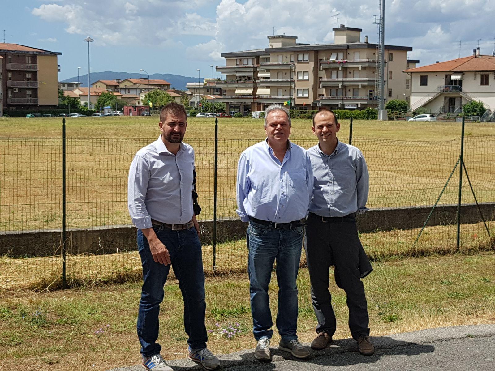 Pg1 Sindaco, Ciolini e Niccolai