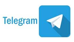 Logo del canale di comunicazione Telegram